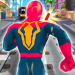Super Heroes Run Subway Runner 1.1.3 APK MODs Unlimited Money Hack Download for android