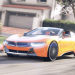 Driver BMW I8 Night City 11.1 APK MODs Unlimited Money Hack Download for android
