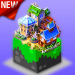 New Mini Craft Block Craft 3D Building Game 11.1 APK MODs Unlimited Money Hack Download for android